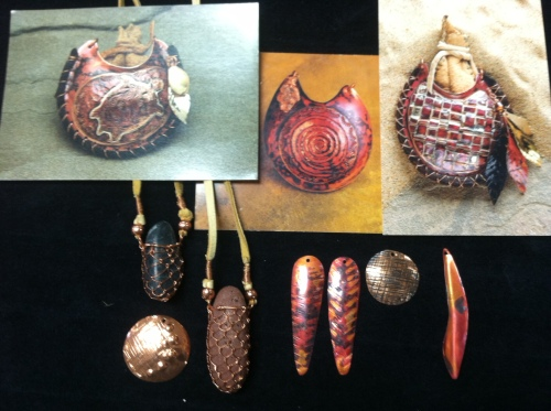 2014 Copper Jewelry CLass