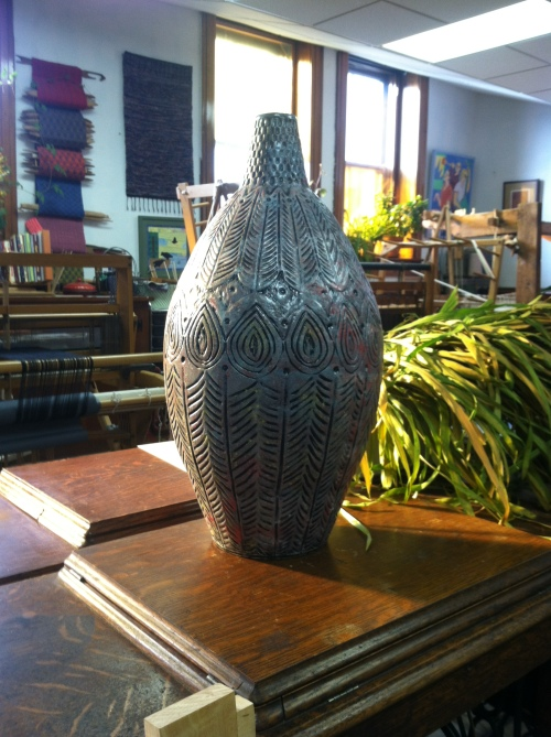 Wild Rice Vessel Winter Raffle