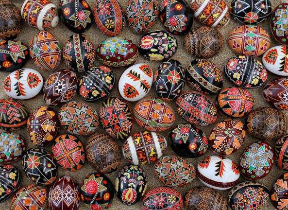 Pysanky Workshop