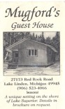 Mugfords Guest House