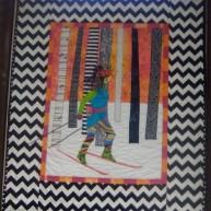 Beth Juluri's amazing quilt work